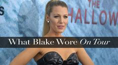 Blake Lively is one of those women who would look good in a bin bag. But, thankfully, she tends to gallivant around town in far more enticing ensembles. Like figure-hugging Cushine Et Ochs dresses and flowing Jenny Packham numbers. Which is why we're thrilled that the pregnant actress is currently out promoting her new flick,'The Shallows', and simultaneously promoting her sartorial prowess - maternity style.