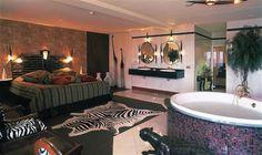Afrika Suite - Hotel Emmen