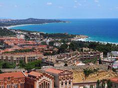 Vista desde los tejados de la Catedral de Tarragona P5176660 | Flickr: Intercambio de fotos