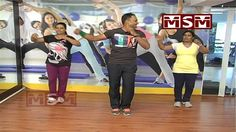 Aerobics To Loose weight step by step