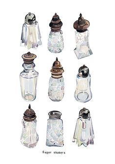 sugar shakers via holly exley
