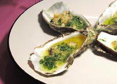 Gegratineerde oesters, Italiaanse recepten www.zitizitoni.nl
