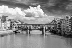Ponte vecchio by Federico Napoleoni on 500px