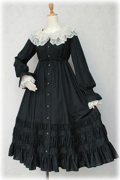 Victorian maiden <3