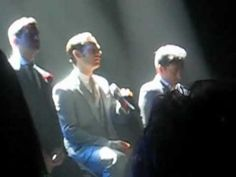 """""""Hallelujah/Aleluya"""" by Il Divo at the Wells Fargo Theater in Denver, CO on August 18, 2012"""