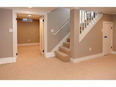 stairway opening