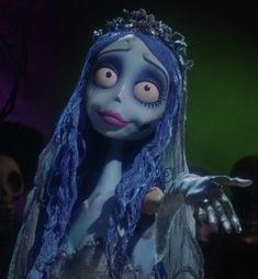 Shop At Hot Topic And We'll Guess Your Favorite Tim Burton Character Corpse Bride Characters, Corpse Bride Art, Emily Corpse Bride, Tim Burton Corpse Bride, Arte Tim Burton, Estilo Tim Burton, Beetlejuice, Bride Hairstyles With Veil, Bride Makeup Natural