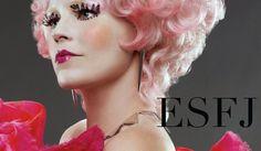Effie Trinket ESFJ | The Hunger Games MBTI