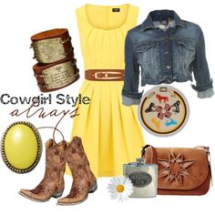 Cowgirl's , Princess's , and a little down on the farm: Cowgirl Style.