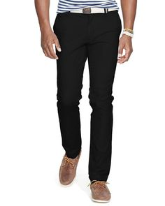 Polo Ralph Lauren Newport Slim Fit Chino Pants