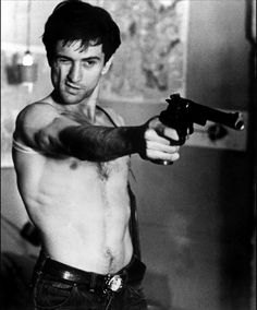 Harvey Keitel in 'Taxi Driver'