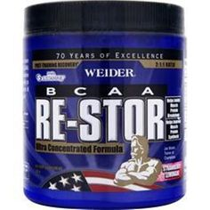 The more you buy the more you save! WEIDER BCAA Re-Stor Strawberry Lemonade 330 grams #WEIDER