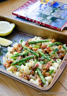 Portuguese Alheira, Lardons and Asparagus pasta and everything I miss about Lisbon in pictures Portuguese Sausage, Portuguese Recipes, Asparagus Pasta, Sausages, International Recipes, Lisbon, Meat Recipes, Pasta Salad, Catalog
