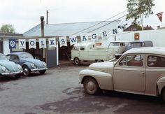 Norwegian dealership 1960's