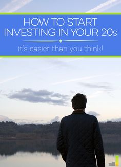 The earlier you start investing, the more your wealth will grow! If you're in your 20s, time is on your side. Find out how to start investing now!