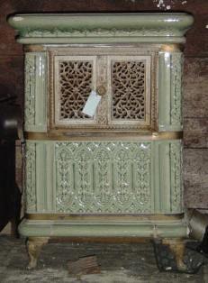 Antique French Stove Co stoves sold art nouveau