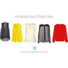 Do you have a #RectangleBody Shape? Wear the styles that flatter you! Go to http://auraimageconsulting.com/2014/06/rectangle-body-shape/ StylistToronto ImageConsultant