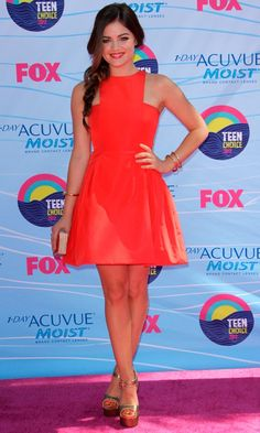 Red Hot Lucy Hale