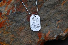 Hey, I found this really awesome Etsy listing at https://www.etsy.com/listing/207564855/double-print-handpritn-footprint-silver