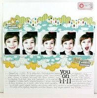A Project by kellicrowe from our Scrapbooking Gallery originally submitted 02/28/11 at 09:21 AM