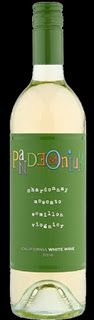 """Pandemonium-California- blend of Chardonnay, Moscato, Semillion, and Viognier.""""What a pleasant surprise this was""""A refreshing aroma of grapefruit, peach, butterscotch and honey.Nicely balanced with low acidity...(great for Easter...everyone's happy.)"""