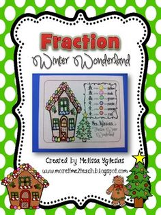 Fraction FREEBIE... Fractions   2nd, 3rd, 4th, 5th Printables, Math Centers...review the concept of fractions.
