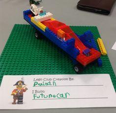 LEGO Club May 5