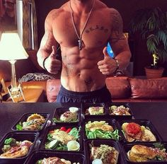 Healthy living tips fitness program near me today Wellness Fitness, Fitness Diet, Health Fitness, Healthy Meal Prep, Diet And Nutrition, Healthy Recipes, Gym Food, Muscle Food, Fat Burning Foods