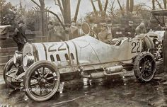 The 1910 Pope-Hartford racing team cars | The Old Motor