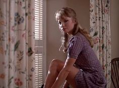 """Joel Goodson (Tom Cruise): """"Some of the girls are wearing my mother's clothing."""" // Lana (Rebecca De Mornay): """"What's wrong with that?"""" // Joel Goodson: """"I just don't want to spend the rest of my life in analysis."""" -- from Risky Business (1982) directed by Paul Brickman"""