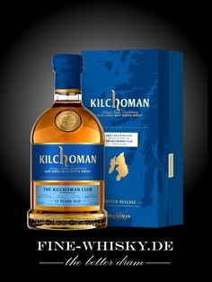 Kilchoman - Feis Ile Vintage Islay First Edition Inaugural, Islay Edition, Islay Edition, Club Release Edition Malt Whisky, Scotch Whisky, Whiskey Quotes, Brewing Equipment, Arran, Bourbon Whiskey, 12 Year Old, Home Brewing, Cigar