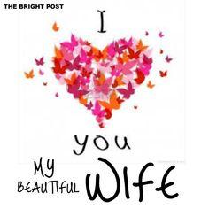 You i wife love my I Love