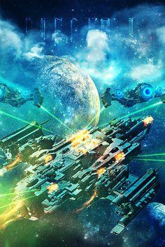Final battle by RenatoSs.deviantart.com on @DeviantArt