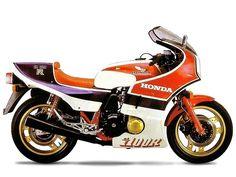 Honda CB1100R (1983)  My dad's pride & joy (other than his children)