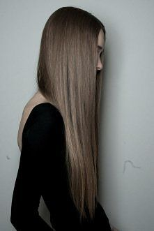 Obsessing over this LONG beautiful hair! she is so lucky-I have 3 more years to go!