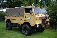 1973 Land Rover 101 Forward Control