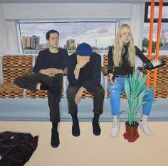 Tristan Pigott to młody malarz mieszkający w Londynie. W swoich realistycznych portretach artysta analizuje problemy współczesnego społeczeństwa. Jak sam przyznaje w dzisiejszych czasach narcyzm jest zjawiskiem powszechnym. Na jego groteskowych obrazach można dostrzec także niepokój i samotność jaki
