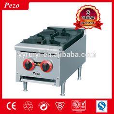 RY-RB-2 Home kitchen appliance 2 big burner gas stove