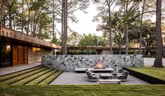 As more homeowners seek to bring the indoors to the outdoors, fireplaces and fire pits are becoming an even hotter commodity — literally and figuratively.