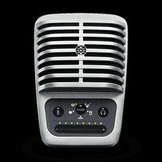 Cyfrowy mikrofon pojemnościowy MV51 Shure | Nagłośnienie \ Mikrofony \ Pojemnościowe | Sprzet-Dyskotekowy.pl - największy i najtańszy sklep internetowy z oświetleniem i nagłośnieniem w Polsce