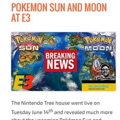 The Johto Press was among the many Pokemon mediums that brought you Pokefans the most up to date news from E32016!!!