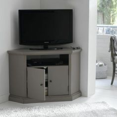 Meuble tv angle on pinterest tv storage decoration salon and furniture - Meuble d angle la redoute ...