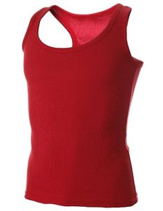 FLATSEVEN Mens Plain Tank Top Shirts (TT100) Red FLATSEVEN http://www.amazon.co.uk/dp/B00E958R1G/ref=cm_sw_r_pi_dp_HYllub1VMMYW7