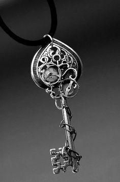 A chave do meu coração pertence ao meu amor...