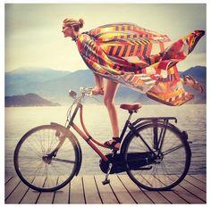 Go for it, take a bike ride. #nevercoast