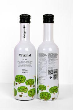 Melgarejo Original Picual #oil #packaging by RSC Estudio, Spain #spanishdesign