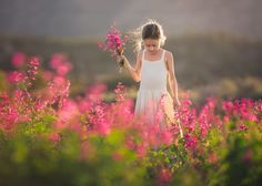 1X - Field of Jewels by Lisa Holloway