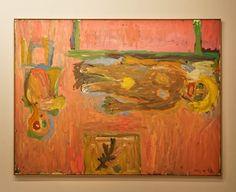 Georg Baselitz, Les amants, Galerie Michael Werner, 1984