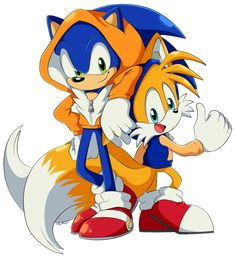 Sonic and tails in costumes Sonic The Hedgehog, Silver The Hedgehog, Shadow The Hedgehog, Sonic Funny, Sonic 3, Sonic Fan Art, Sonic Fan Characters, Cute Characters, Sonic Unleashed