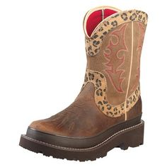 Ariat Fatbaby Duck Cowgirl Boots